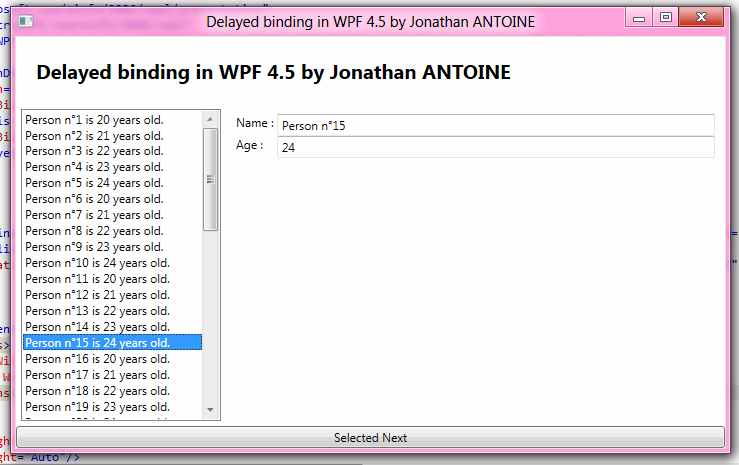 WPF 4 5 – Part 4 : the new Binding's 'Delay' property